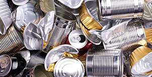 Dorset Aluminium Can Recycling