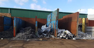 Scrap Metal Recycling in Dorchester