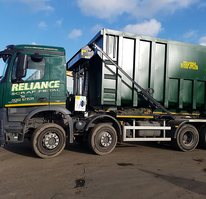 Scrap Metal Collection Service Dorset