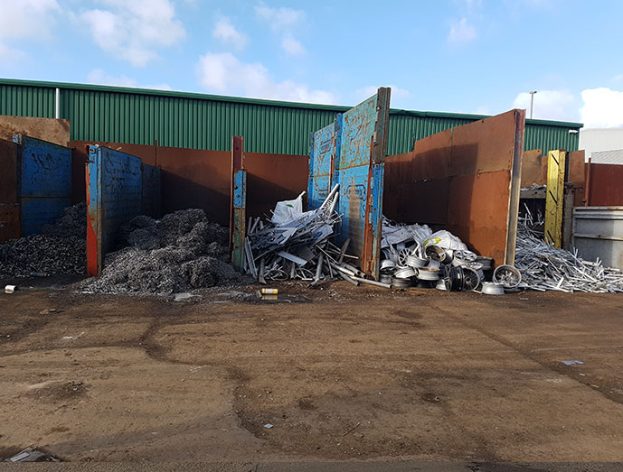 Commercial Metal Recycling Salisbury
