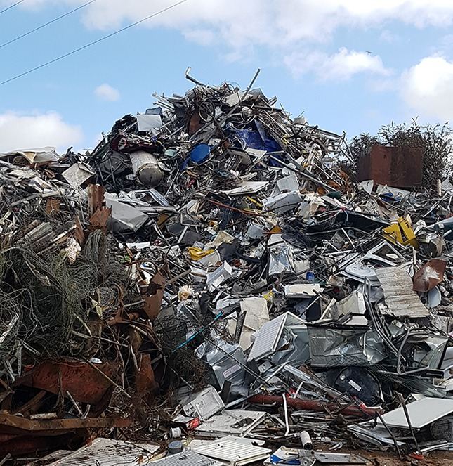 Scrap metal merchants in Dorchester