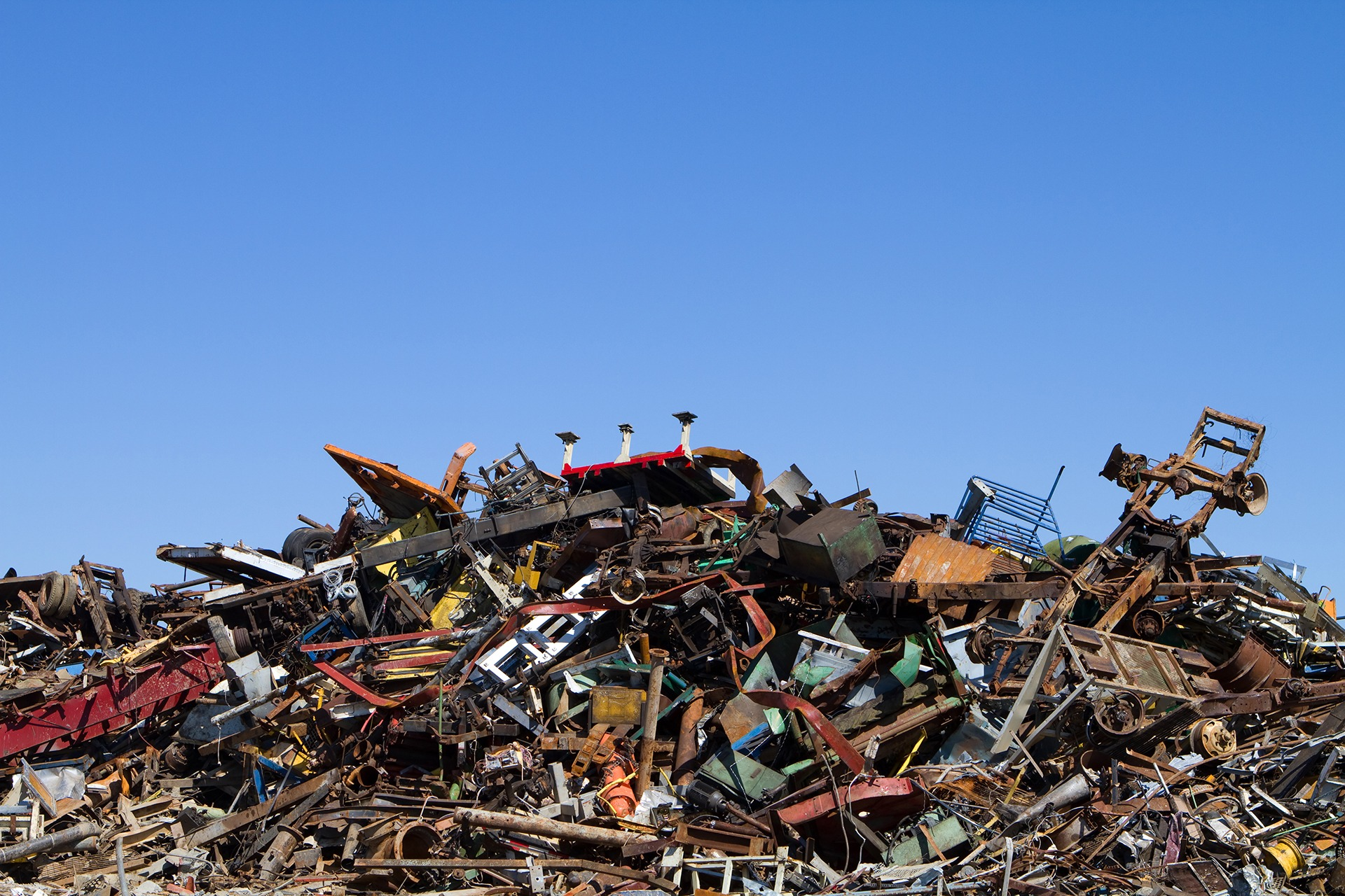 Scrap Metal Recycling Southampton
